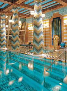 Private Pool Rooms Burg Al Arab